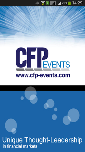 CFP Events