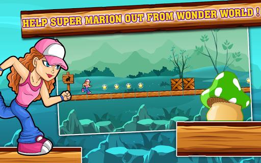 Super Marion in Wonder World