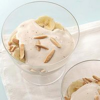Cannoli Cream Banana Parfaits.