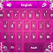 GO Keyboard Purple Glow 3.1 Apk