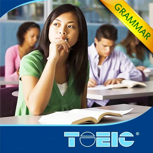 TOEIC Grammar LOGO-APP點子