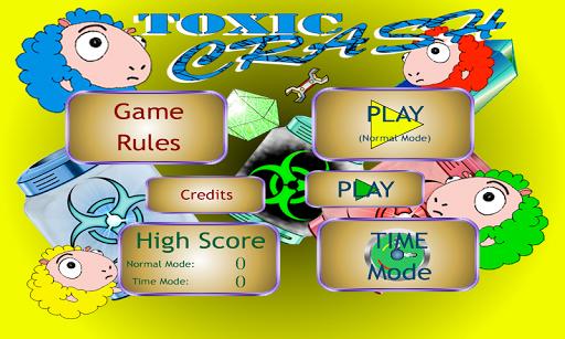Toxic Crash Free