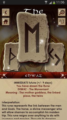 android Rune Readings Screenshot 5
