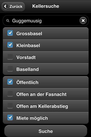 Källerabstieg- screenshot