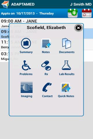 玩商業App Adaptamed EMR免費 APP試玩