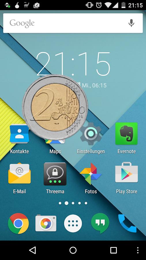 Coin2Phone Coin Magic- screenshot