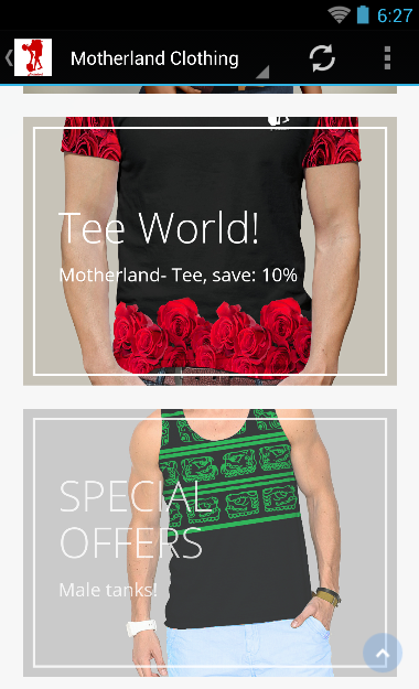 Motherland Clothing Android Apps On Google Play