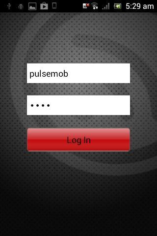 Pulsemob Organizer CheckIn App