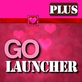 Love Hearts Theme 4 GOLauncher