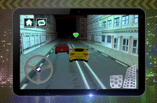 夜生活的駕駛挑戰3D