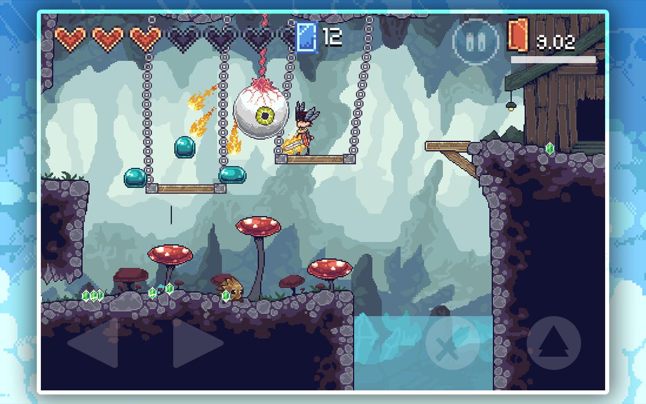 Spell Sword screenshot #9