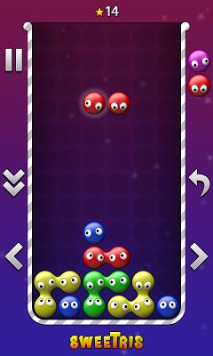 SWEETRIS - screenshot