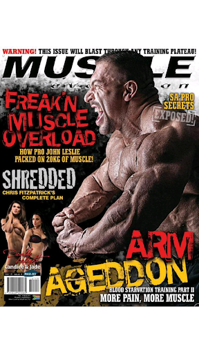 Muscle Evolution Magazine
