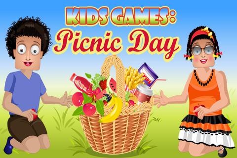 Kids Games : Picnic Day