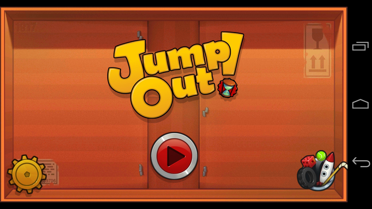 Jump Out! - screenshot