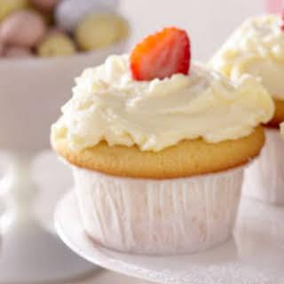 Essential Vanilla Cupcakes.