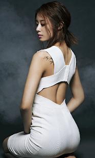 T-ara Jiyeon Livewallpaper v05