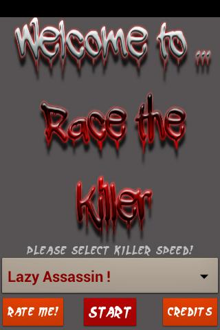Race the Killer
