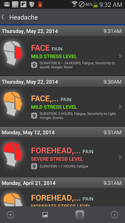 Be Well - Overlook Med Ctr - screenshot
