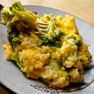Broccoli Rice Casserole.