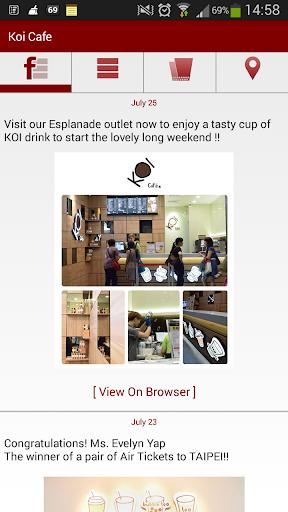 Koi Cafe SG