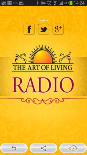 Art of Living Radio radiowalla