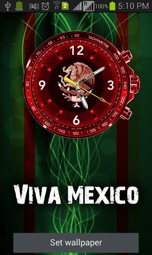 Viva Mexico Fondo Animado