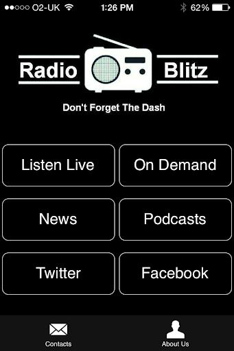 Radio-Blitz