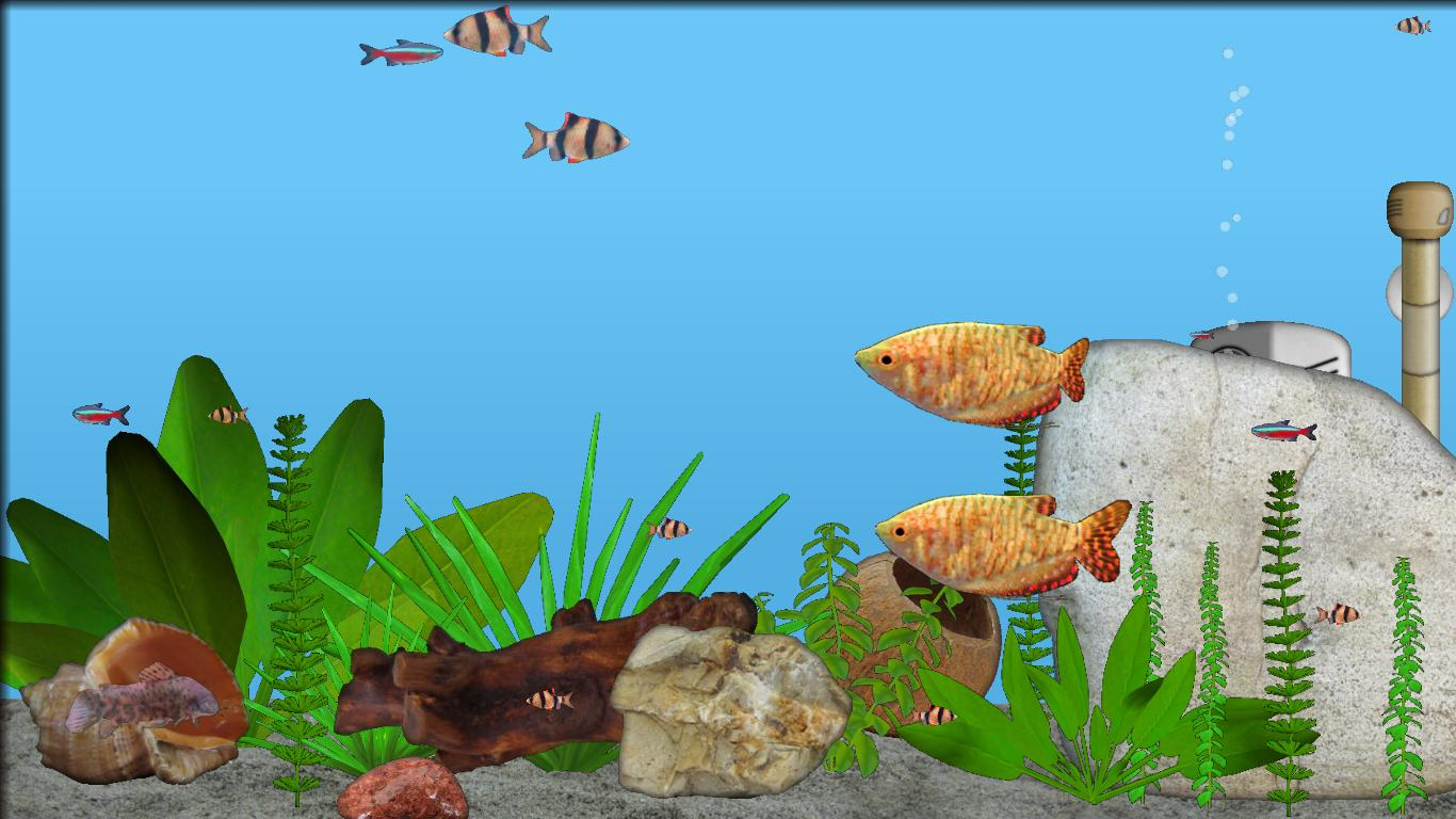 Aquarium fish android apps on google play for Pet fish games