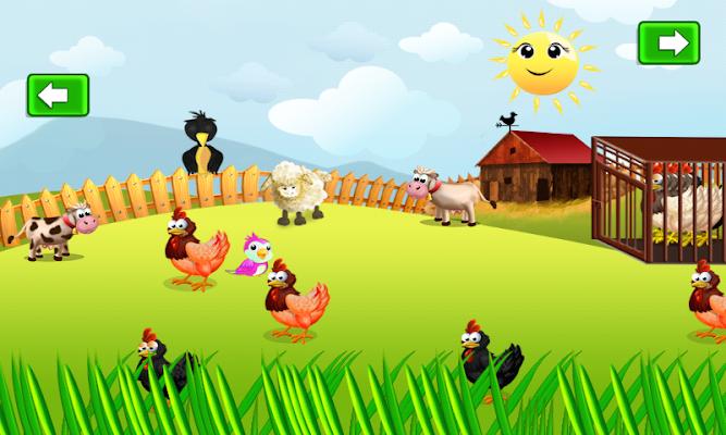 Chicken Hunt & Cooking Game - screenshot