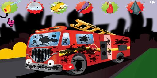 怪物 消防車 遊戲