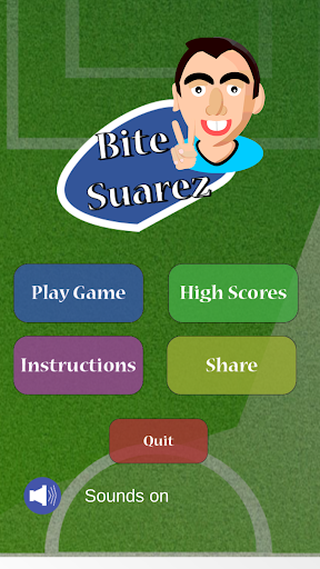 Bite Suarez The Game