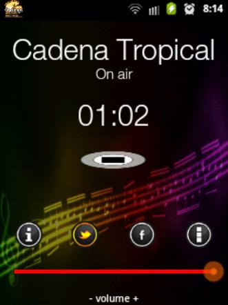 Cadena Tropical
