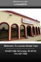 Screenshot of Livonia Dental Care