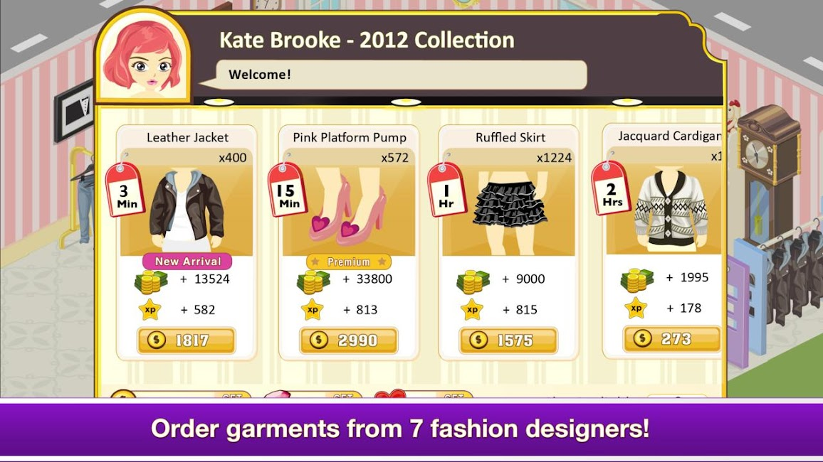 #8. Tap Boutique - Girl Fashion (Android)