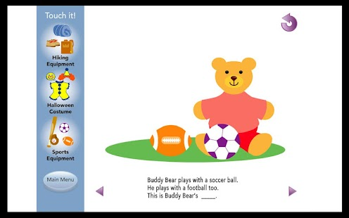 Autism and PDD Categories - screenshot thumbnail