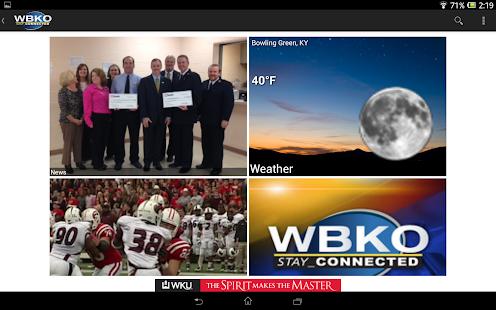 WBKO News - screenshot thumbnail
