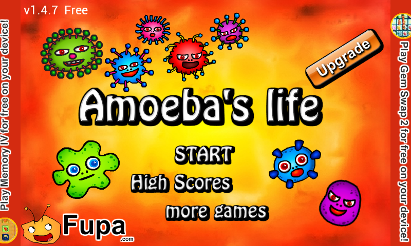 Amoeba's Life - screenshot
