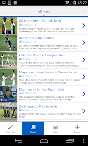 ECB Cricket screenshot 4