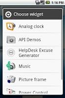 Screenshot of Helpdesk Excuse Generator