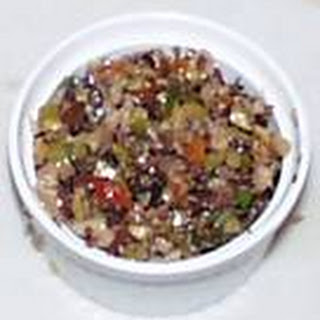Muffuletta Olive Salad or Spread.