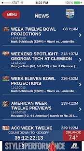 Russell Athletic Bowl - screenshot thumbnail