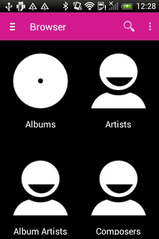 Tonicity Music Player