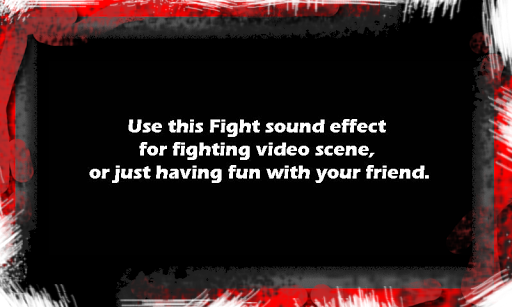 Fighting Sound Effect
