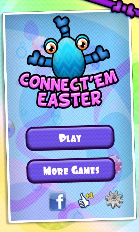 Connect'Em Easter - screenshot