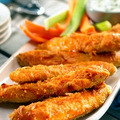 Sesame Encrusted Baked Chicken Tenders Recipes — Dishmaps