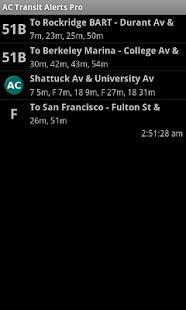 AC Transit Alerts Pro- screenshot thumbnail