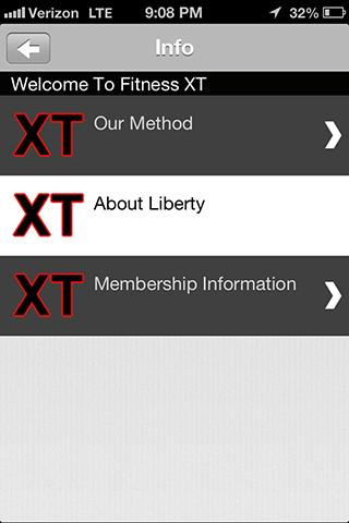 【免費健康App】Fitness XT-APP點子