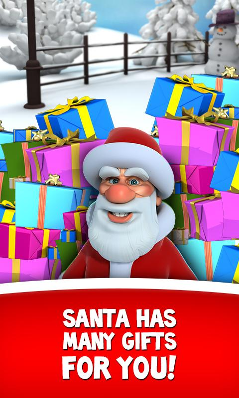Talking Santa- screenshot