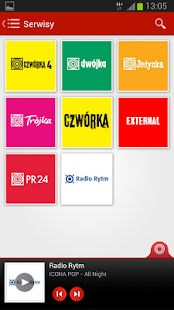 Polskie Radio- screenshot thumbnail